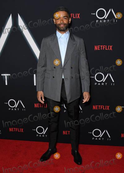 Kingsley Ben-Adir Photo - 18 March 2019 - Los Angeles California - Kingsley Ben-Adir Netflixs The OA Part II Los Angeles Premiere held at LACMA Photo Credit Birdie ThompsonAdMedia