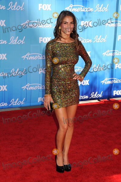 Antonella Barba Photo - 23 May 2012 - Los Angeles California - Antonella Barba American Idol Season 11 Finale - Arrivals held at Nokia Theatre LA Live Photo Credit Byron PurvisAdMedia