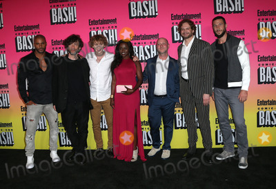 Michael Greene Photo - 23 July 2016 - San Diego California - Ricky Whittle NeilGaiman Bruce Langley Yetide Badaki Michael Green Bryan Fuller and Pablo Schreiber Entertainment Weekly Hosts 2016 Annual Comic-Con Party held at the Float at Hard Rock Hotel Photo Credit AdMedia