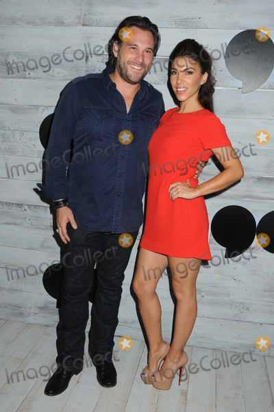 Adrianna Costa Photo - 24 September 2015 - Beverly Hills California - Scott Gorelick Adrianna Costa Go90 Social Entertainment Platform VIP Sneak Peek held at the Wallis Annenberg Center Photo Credit Byron PurvisAdMedia