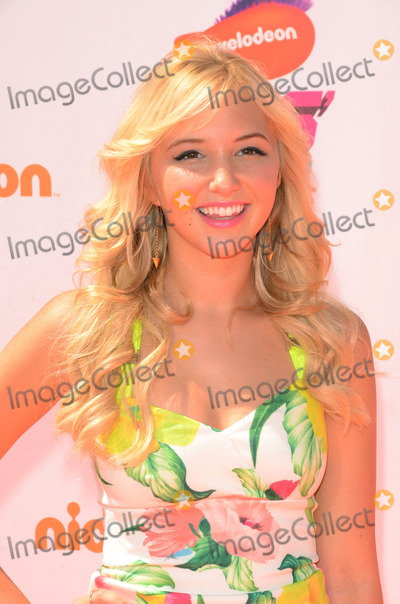 Audrey Whitby Photo - 17 July 2014 - Los Angeles California - Audrey Whitby Arrivals for the Nickelodeon Kids Choice Sports Awards 2014 held at UCLAs Pauley Pavilion in Los Angeles Ca Photo Credit Birdie ThompsonAdMedia