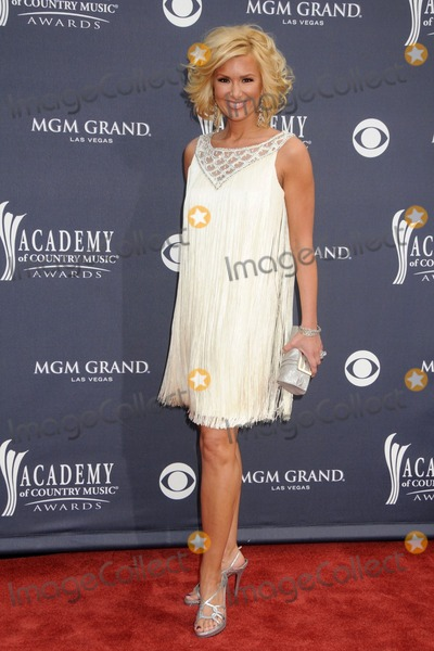 Allison DeMarcus Photo - 3 April 2011 - Las Vegas Nevada - Allison Demarcus 46th Annual Academy of Country Music Awards - Arrivals held at the MGM Grand Garden Arena Photo Byron PurvisAdMedia
