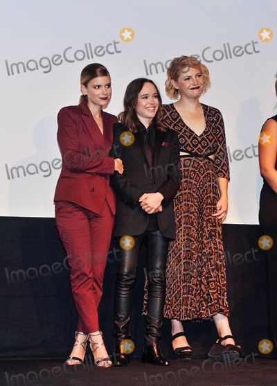 Amy Seimetz Photo - 15 September 2017 - Toronto Ontario Canada - Kate Mara Ellen Page Amy Seimetz  2017 Toronto International Film Festival - My Days Of Mercy Premiere held at Roy Thomson Hall Photo Credit Brent PerniacAdMedia