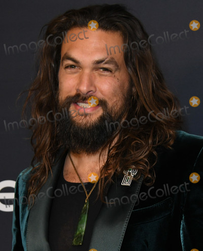 Jason Momoa Photo - 05 January 2020 - Beverly Hills California - Jason Momoa 21st Annual InStyle and Warner Bros Golden Globes After Party held at Beverly Hilton Hotel Photo Credit Birdie ThompsonAdMedia