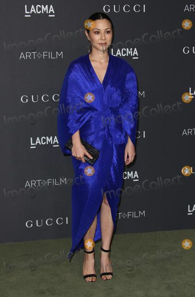 China Chow Photo - 29 October 2016 - Los Angeles California - China Chow 2016 LACMA Art  Film Gala honoring Robert Irwin and Kathryn Bigelow presented by Gucci held at LACMA Photo Credit AdMedia