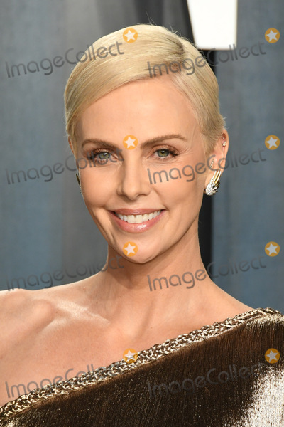 Charlize Theron Photo - 09 February 2020 - Los Angeles California - Charlize Theron 2020 Vanity Fair Oscar Party following the 92nd Academy Awards held at the Wallis Annenberg Center for the Performing Arts Photo Credit Birdie ThompsonAdMedia