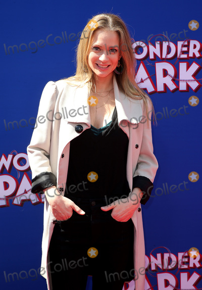A J Cook Photo - 10 March 2019 - Westwood California - AJ Cook Wonder Parker Los Angeles Premiere held at Regency Village Theater Photo Credit Faye SadouAdMedia