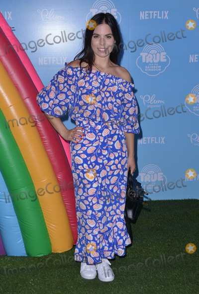 Ally Hilfiger Photo - 10 August  2017 - Los Angeles California - Ally Hilfiger   Premiere of Netflixs True and The Rainbow held at Pacific Theaters at The Grove in Los Angeles Photo Credit Birdie ThompsonAdMedia