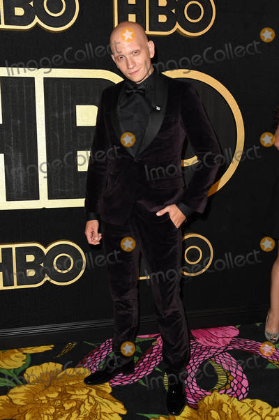 Anthony Carrigan Photo - 17 September 2018 - West Hollywood California - Anthony Carrigan  2018 HBO Emmy Party held at the Pacific Design Center Photo Credit Birdie ThompsonAdMedia