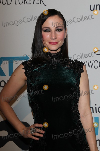 Heather McComb Photo - 31 October 2014 - Los Angeles California - Heather McComb UNICEFs Next Generation Presents 2nd Annual UNICEF Masquerade Ball Held at The Masonic Lodge at Hollywood Forever Photo Credit FSadouAdMedia