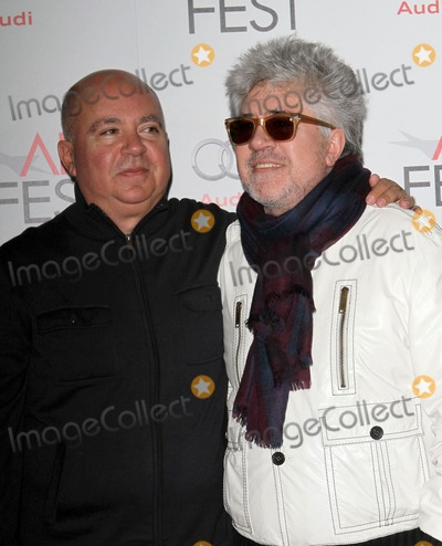 Agustin Almodovar Photo - 7 November 2011 - Hollywood California - Agustin Almodovar Pedro Almodovar AFI Fest 2011  Premiere Of Law Of Desire An Evening with Pedro Almodovar Tribute Held At Graumans Chinese Theatre Photo Credit Kevan BrooksAdMedia