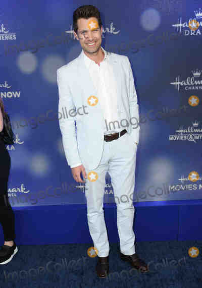 Drew Seeley Photo - 26 July 2019 - Beverly Hills California - Drew Seeley Hallmark Channel and Hallmark Movies  Mysteries 2019 Summer TCA held at a Private Residence Photo Credit Birdie ThompsonAdMedia