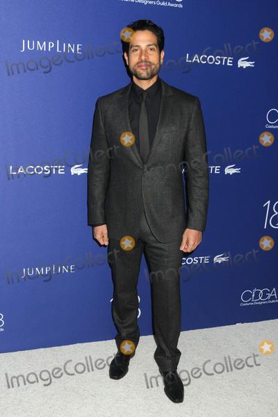 Adam Rodriguez Photo - 23 February 2016 - Beverly Hills California - Adam Rodriguez 18th Annual Costume Designers Guild Awards held at the Beverly Hilton Hotel Photo Credit Byron PurvisAdMedia