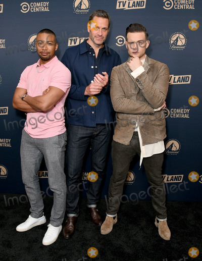 Nico Photo - 30 May 2019 - West Hollywood California - Charles Michael Davis Nico Tortorella Peter Hermann Paramount Network Comedy Central TV Land Press Day 2019 held at The London West Hollywood   Photo Credit Birdie ThompsonAdMedia