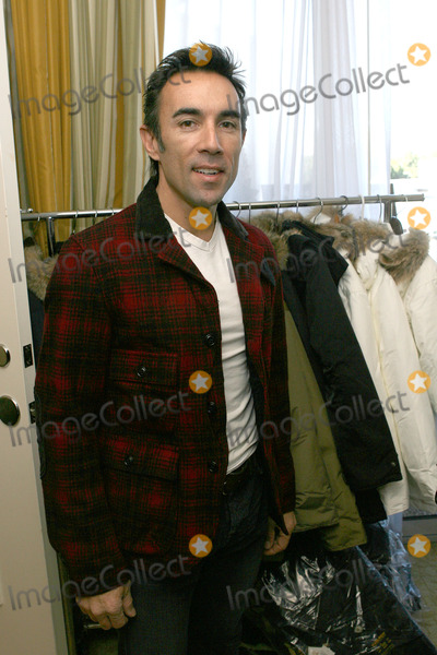 Anthony Quinn Photo - 06 August 2011 - Actor Francesco Quinn the third son of actor Anthony Quinn died at his home in Malibu on August 5 2011 reportedly from a heart attack Francesco was best known for his roles in Platoon and television series JAG and 24 File Photo 12 January 2007 - Beverly Hills California - Francesco Quinn 2007 Golden Globe All Around The World Style Lounge - Day One held before the 64th Annual Golden Globe Awards at the Beverly Hilton Photo Credit Zach LippAdMedia