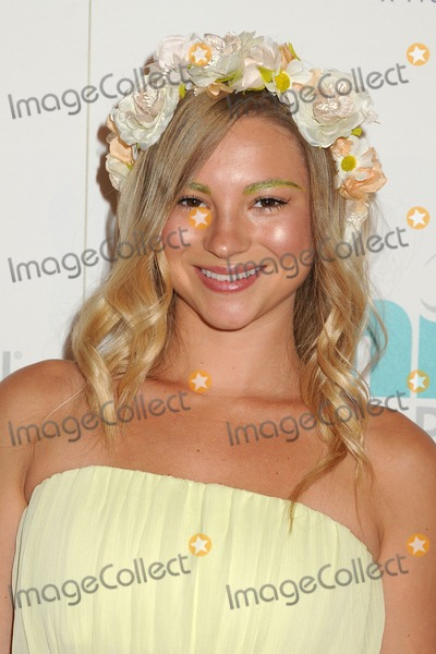 Allie Gonino Photo - 25 June 2013 - Beverly Hills California - Allie Gonino 4th Annual Thirst Gala held at the Beverly Hilton Hotel Photo Credit Byron PurvisAdMedia