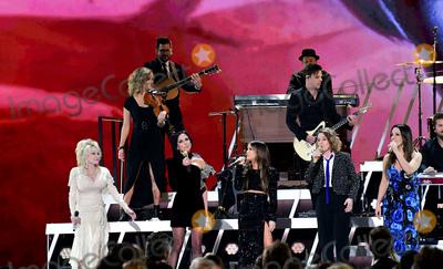 Amanda Shires Photo - 13 November 2019 - Nashville Tennessee - Dolly Parton Amanda Shires Maren Morris Brandi Carlile Natalie Hemby 51st Annual CMA Awards Country Musics Biggest Night held at Bridgestone Arena Photo Credit Laura FarrAdMedia