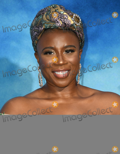 Aisha Hinds Photo - 18 May 2019 - Hollywood California - Aisha Hinds Godzilla King Of The Monsters Los Angeles Premiere held at TCL Chinese Theatre Photo Credit Birdie ThompsonAdMedia