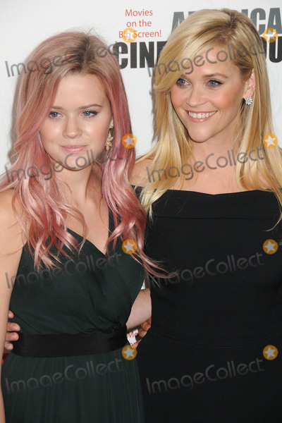 Ava Phillippe Photo - 30 October 2015 - Century City California - Ava Phillippe Reese Witherspoon 29th American Cinematheque Award Honoring Reese Witherspoon held at the Hyatt Regency Century Plaza Hotel Photo Credit Byron PurvisAdMedia