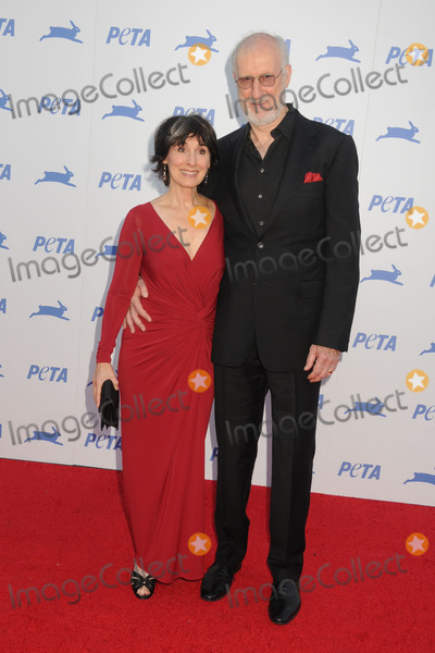 Anna Stuart Photo - 30 September 2015 - Hollywood California - Anna Stuart James Cromwell PETA 35th Anniversary Gala held at the Hollywood Palladium Photo Credit Byron PurvisAdMedia