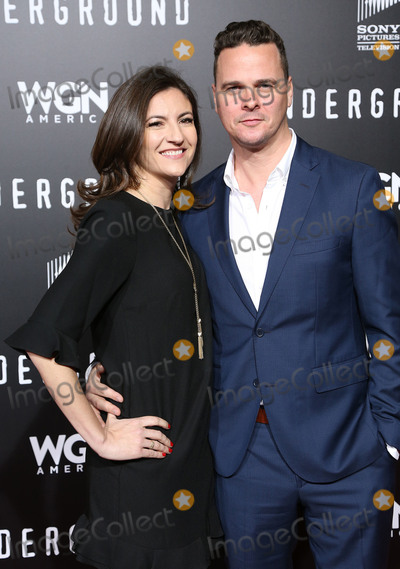 Tory Tunnell Photo - 28 February 2017 - Westwood California - Tory Tunnell Joby Harold WGN Americas Underground Season 2 Premiereheld at Westwood Village Photo Credit AdMedia