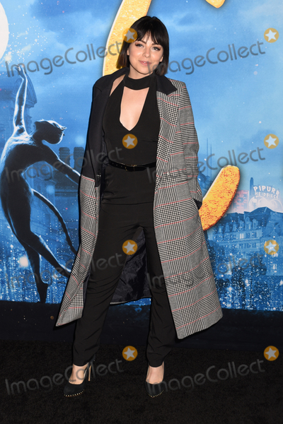 Krysta Rodriguez Photo - 16 December 2019 - New York New York - Krysta Rodriguez at the World Premiere of CATS at Alice Tully Hall in Lincoln Center Photo Credit LJ FotosAdMedia