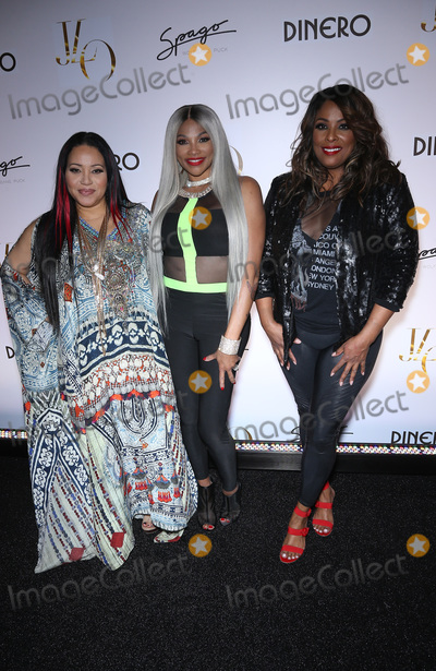 Puck Photo - 20 May 2018 - Las Vegas NV -  Salt n Pepa  Jennifer Lopez Celebrates Release of New Single Dinero with Wolfgang Puck During Sneak Peek of the New Spago at Bellagio Photo Credit MJTAdMedia