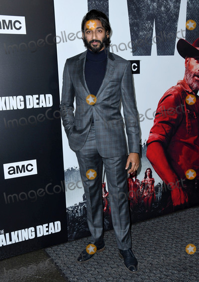 Avi Nash Photo - 27 September 2018 - Hollywood California - Avi Nash The Walking Dead Season 9 Premiere Los Angeles  held at DGA Theater Photo Credit Birdie ThompsonAdMedia