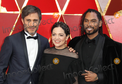 Natalia Lafourcade Photo - 04 March 2018 - Hollywood California - Gael Garcia Bernal Natalia Lafourcade Miguel 90th Annual Academy Awards presented by the Academy of Motion Picture Arts and Sciences held at the Dolby Theatre Photo Credit AdMedia