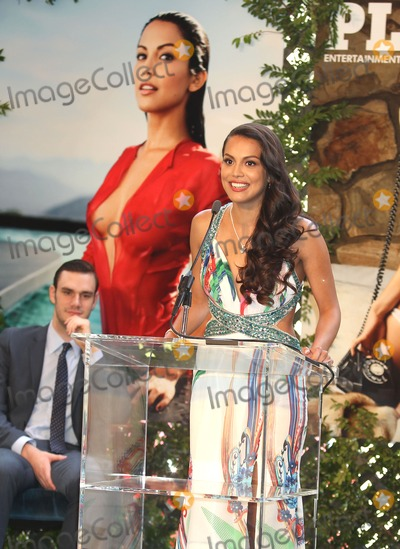 Raquel Pomplun Photo - 09 May 2013 - Holmby Hills California - Cooper Hefner 2013 Playmate Of The Year - Raquel Pomplun Playboys 2013 Playmate Of The Year Luncheon Honoring Raquel Pomplun held at the Playboy Mansion Photo Credit Russ ElliotAdMedia