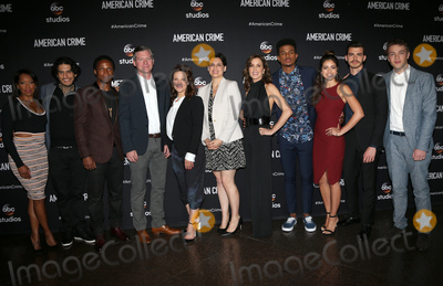 Angelique Rivera Photo - 06 April 2016 - West Hollywood Regina King Felicity Huffman Lili Taylor Angelique Rivera Michael J McDonald Elvis Nolasco Joey Pollari Trevor Jackson Richard Cabral Connor Jessup FYC Screening Of ABCs American Crime Held at Directors Guild Of America Photo Credit FSadouAdMedia