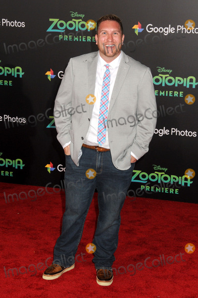 Nate Torrence Photo - 17 February 2016 - Hollywood California - Nate Torrence Zootopia Los Angeles Premiere held at the El Capitan Theatre Photo Credit Byron PurvisAdMedia