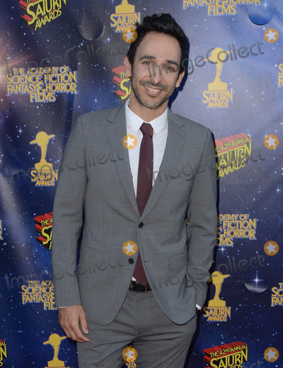 Amir Arison Photo - 22 June 2016 - Burbank Amir Arison Arrivals for the 42nd Annual Saturn Awards held at The Castaway Photo Credit Birdie ThompsonAdMedia