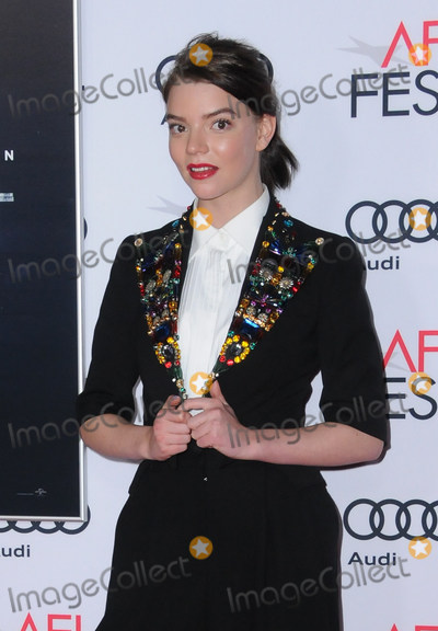 Anya Taylor-Joy Photo - 15 November 2016 - Hollywood California Anya Taylor-Joy AFI FEST 2016 Presented By Audi - Screening Of Universal Pictures Split held at TCL Chinese Theater Photo Credit Birdie ThompsonAdMedia