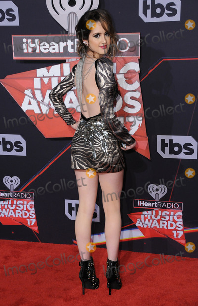 Laura Marano Photo - 05 March 2017 - Inglewood California - Laura Marano  2017 iHeartRadio Music Awards held at The Forum in Inglewood Photo Credit Birdie ThompsonAdMedia