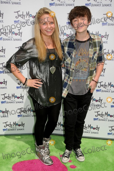Alli Simpson Photo - 4 June 2011 - Hollywood California - Alli Simpson Judy Moody and the Not Bummer Summer Los Angeles Premiere held at Arclight Cinemas Photo Credit Byron PurvisAdMedia