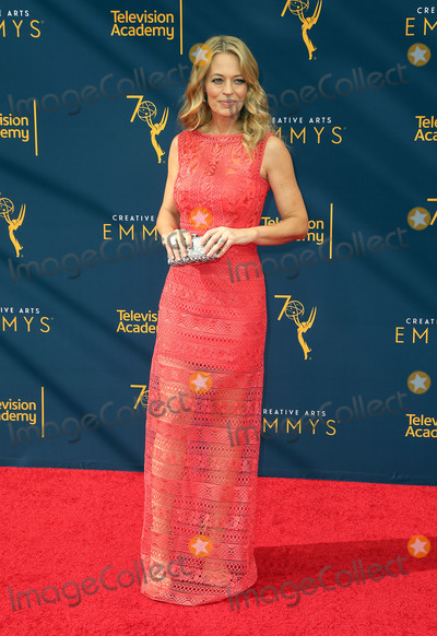 Jery Ryan Photo - 08 September 2018 - Los Angeles California - Jeri Ryan 2018 Creative Arts Emmys Awards held at Microsoft Theater Photo Credit F SadouAdMedia