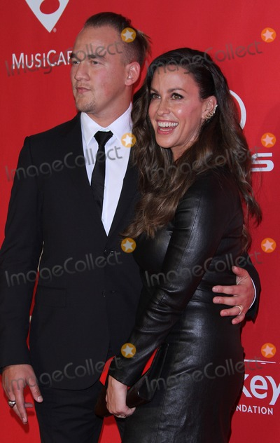 Alanis Morissette Photo - 6 February 2015 - Los Angeles California - Mario Treadway Alanis Morissette 2015 MusiCares Person Of The Year Gala Honoring Bob Dylan held at the Los Angeles Convention Center Photo Credit AdMedia