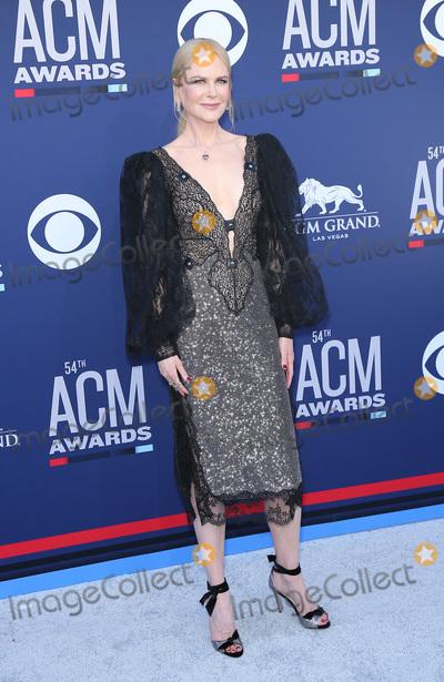 Nicole Kidman Photo - 07 April 2019 - Las Vegas NV - Nicole Kidman 2019 ACM Awards at MGM Grand Garden Arena Arrivals Photo Credit mjtAdMedia