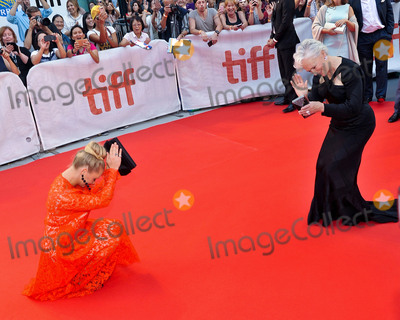 Annie Starke Photo - 14 September 2017 - Toronto Ontario Canada - Annie Starke Glenn Close 2017 Toronto International Film Festival - The Wife Premiere held at Roy Thomson Hall Photo Credit Brent PerniacAdMedia
