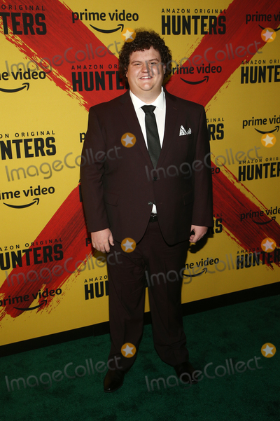 Caleb Emery Photo - 19 February 2020 - Los Angeles California - Caleb Emery the world premiere of Hunters held at DGA Theater Photo Credit FSAdMedia