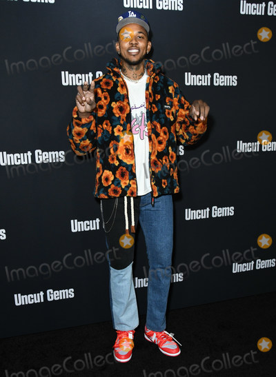 Nick Young Photo - 11 December 2019 - Hollywood California - Nick Young A24s Uncut Gems Los Angeles Premiere held at The Dome at Arclight Hollywood Photo Credit Birdie ThompsonAdMedia