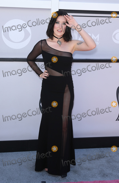 Aubrie Sellers Photo - 02 April 2017 - Las Vegas Nevada - Aubrie Sellers  2017 Academy Of Country Music Awards held at T-Mobile Arena Photo Credit MJTAdMedia