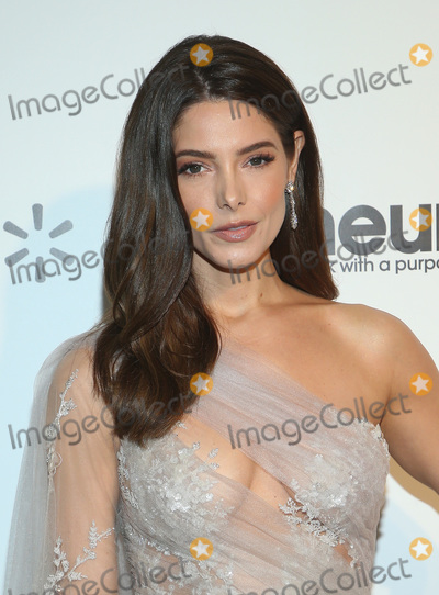 ASHLEY GREEN Photo - 09 February 2020 - West Hollywood California - Ashley Greene 28th Annual Elton John Academy Awards Viewing Party held at West Hollywood Park Photo Credit FSAdMedia