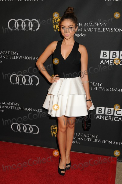 Sarah Hyland Photo - 21 September 2013 - Los Angeles California - Sarah Hyland BAFTA Los Angeles TV Tea 2013 held at the SLS Hotel Photo Credit Byron PurvisAdMedia