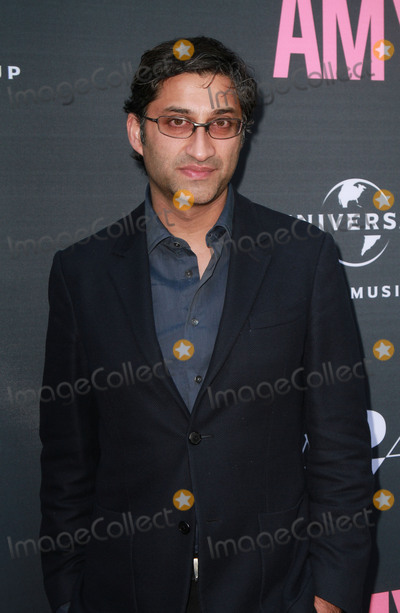 Asif Kapadia Photo - 25 June 2015 - Hollywood California -  Asif Kapadia   Amy Los Angeles Premiere held at the Arclight Photo Credit Theresa BoucheAdMedia