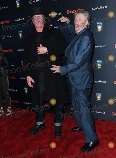 Gary Busey Photo - 22 January 2019 - Hollywood California - Jake Busey Gary Busey Dead Ant  LA Premiere Screening held at TCL Chinese 6 Theaters Photo Credit Birdie ThompsonAdMedia