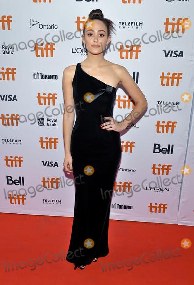 Emmy Rossum Photo - 07 September 2018 - Toronto Ontario Canada - Emmy Rossum Homecoming Premiere - 2018 Toronto International Film Festival held at the Ryerson Theatre Photo Credit Brent PerniacAdMedia