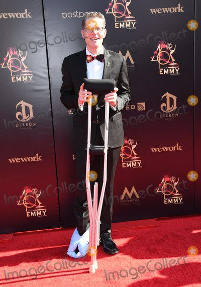 Bob Bergen Photo - 03 May 2019 - Pasadena California - Bob Bergen 46th Annual Daytime Creative Arts Emmy Awards - Arrivals held at Pasadena Civic Center Photo Credit Birdie ThompsonAdMedia