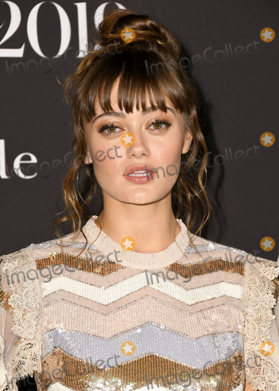 Ella Purnell Photo - 21 October 2019 - Hollywood California - Ella Purnell 2019 InStyle Awards held at The Getty Center Photo Credit Birdie ThompsonAdMedia